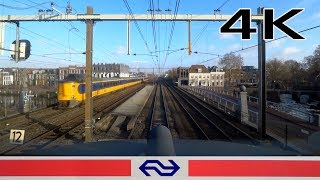 4K CABVIEW HOLLAND Amersfoort - Zwolle ICM 3dec 2018