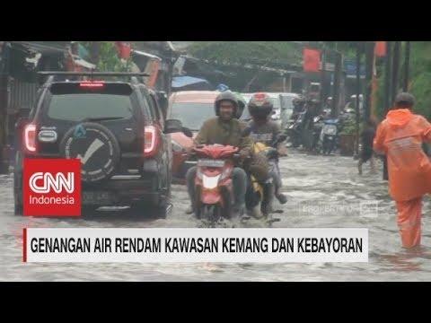 Genangan Air Rendam Kawasan Kemang dan Kemayoran Mp3
