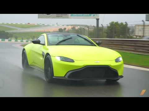 Aston Martin Vantage (2019) -- TEST/DRIVE