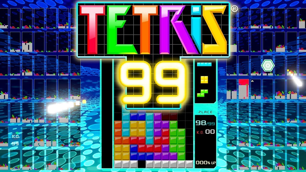 Tetris 99 - The Great Tetris War