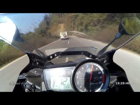 R15 V2 Ride, Aizawl to silchar trip - part 1 of 3