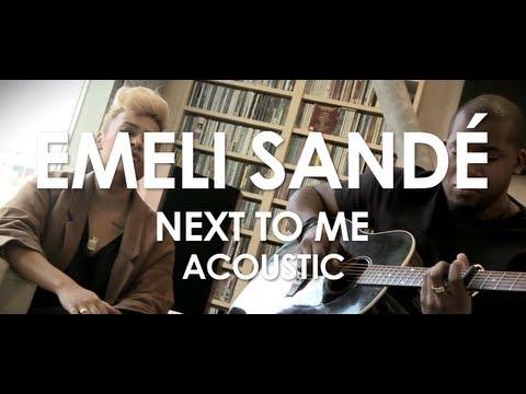 Emeli Sandé - Next To Me - Acoustic [ Live in Paris ]