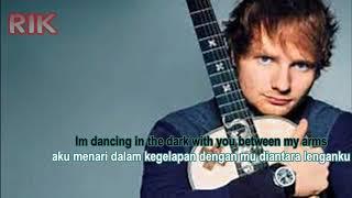 Arti Lagu Perfect  Ed Sheeran Lyric dan Terjemahan