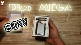 eleaf iStic Pico MEGA 80W первое знакомство