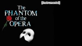 Wishing You Were Somehow Here Again - Phantom of the Opera - Karaoke/Instrumental