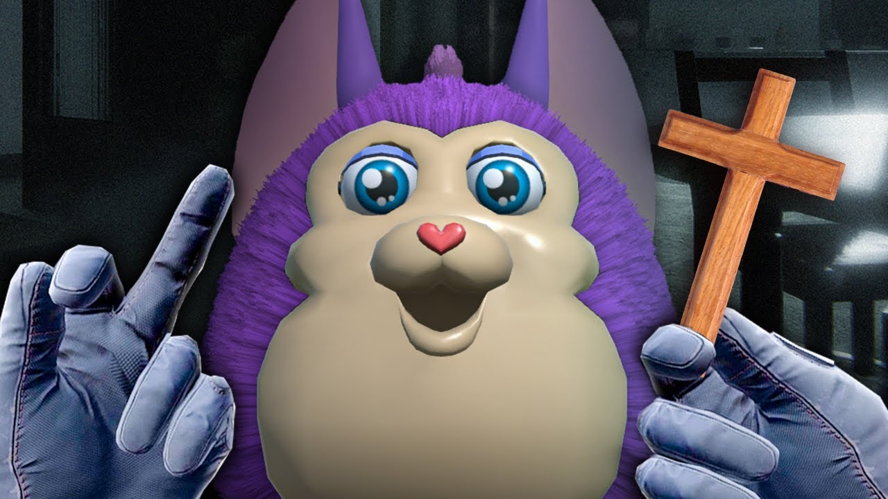 Tattletail VR is not scary at all....