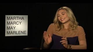 Elizabeth Olsen Interview for MARTHA MARCY MAY MARLENE