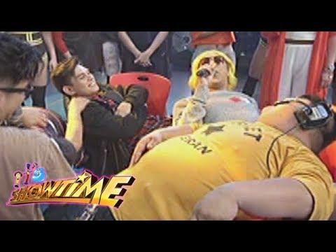 """It's Showtime Cash-Ya: Ervin """"Dumbo"""" Plaza joins the Cash-Ya challenge"""