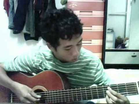 Love is blue guitar