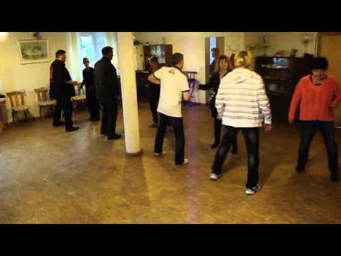 Training Flyingboots Kontratanz Z Dance 974