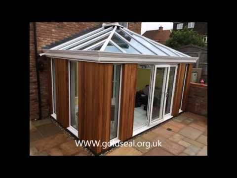 Orangery or Conservatory? By Goldseal