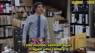 Brooklyn Nine Nine Trailer Legendado PT BR
