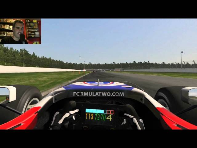 RFactor 2 Formula 2 Cars Preview