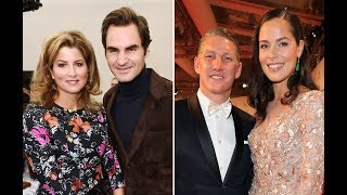 Love all: Meet the beautiful partners of tennis stars | Wives and Husbands