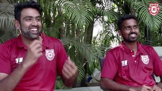 The Ashes   Kings XI Punjab   Ravichandran Ashwin and Murugan Ashwin