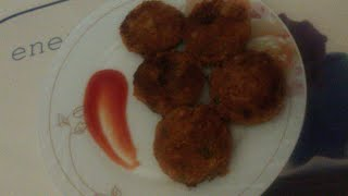 Chicken daal kababs