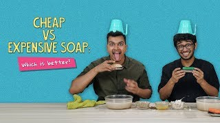 Cheap Vs Expensive Soap: Which Is Better? | Ft. Arushi & Rohit |  Ok Tested