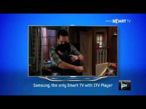 ITV player with Samsung Smart TV