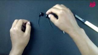 Headset Tanpa Kabel | Korban Mal Praktek Begini Deh Jadinya