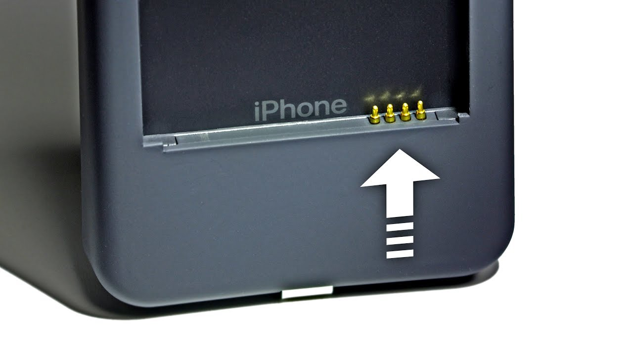 Never Plug Your iPhone In Again...