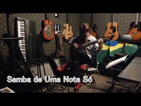 Desafinado ~ Samba de Uma Nota Só (Tom Jobim / Newton Mendonça)