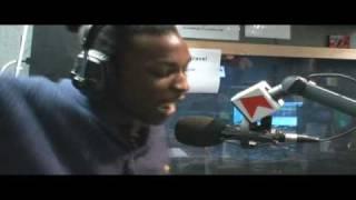 Tempa T & JME bars on the Logan Sama show: 19/01/09 Part 1/1 (HD)