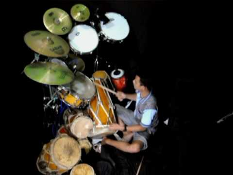 Kendang Rusdy oyag percussion
