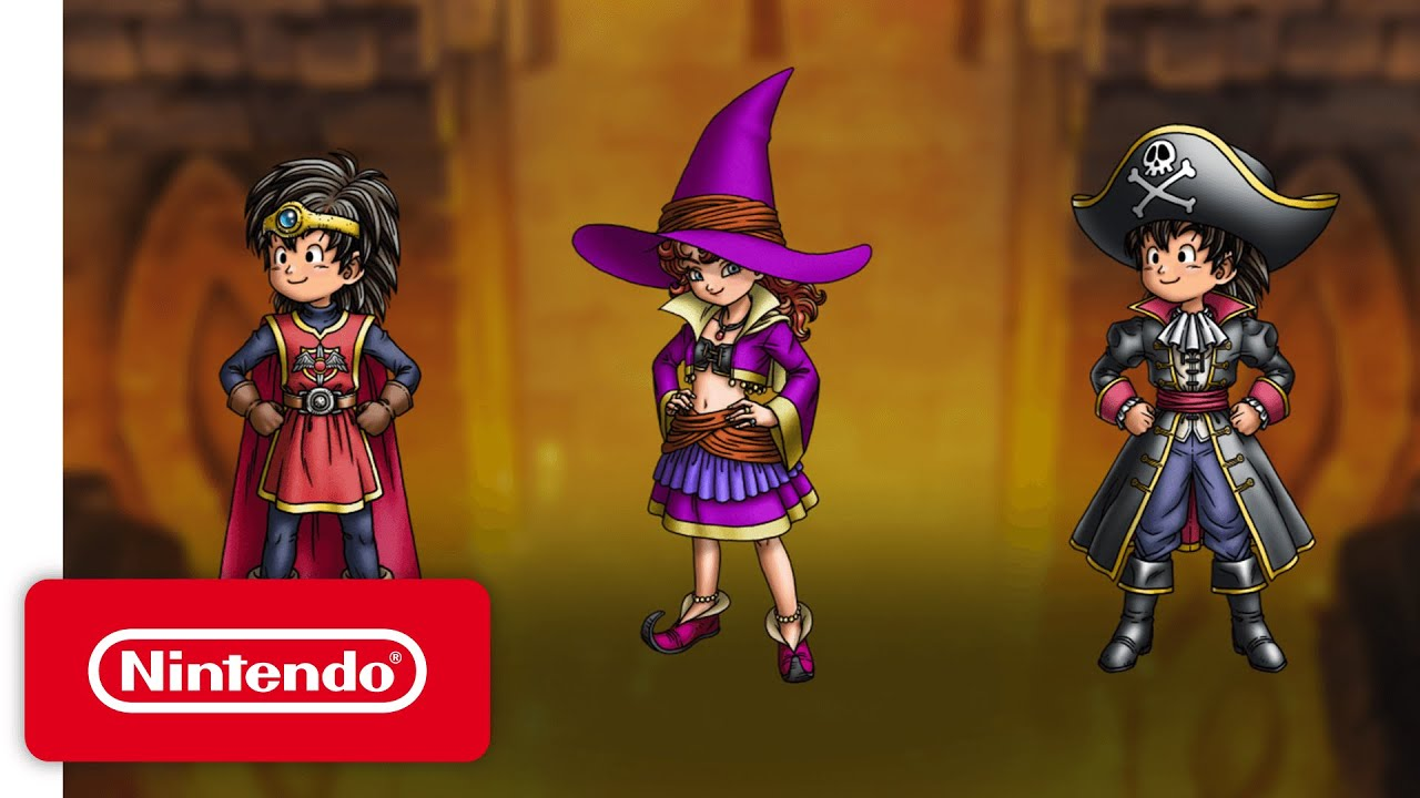 Discover Classes In Dragon Quest Vii Fragments Of The Forgotten Past Episode 3 Youtube