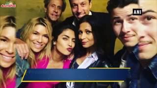 Nick Jonas' 'birthday hang' with Priyanka & gang!