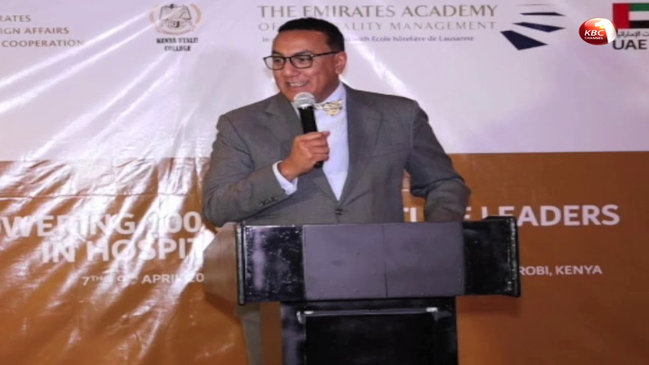 Corporate briefs: Tourism Ministry partners with UAE to train Kenyan women  in hospitality