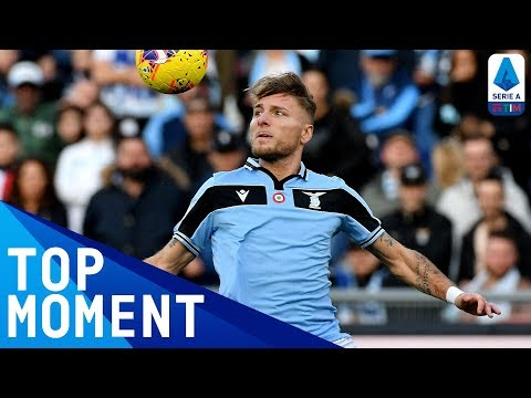 Immobile Takes His Tally to 25 with BRILLIANT Strike! | Lazio 5-1 Spal | Top Moment | Serie A TIM
