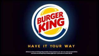 Fox & The Hound Burger King Ad
