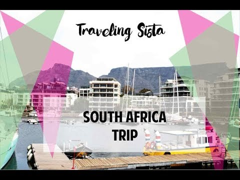 Our Trip To South Africa - JoBurg + Cape Town