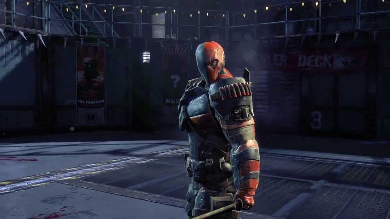 Batman: Arkham Origins E3 Gameplay Trailer - YouTube