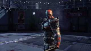 batman arkham origins e3 gameplay trailer