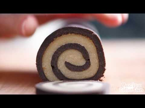 How to Make Chocolate Peanut Butter Swirl Cookie Pie