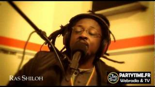 RAS SHILOH - Freestyle at PartyTime 2011