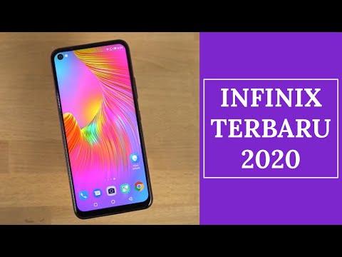 5 HP INFINIX TERBARU DI TAHUN 2020.