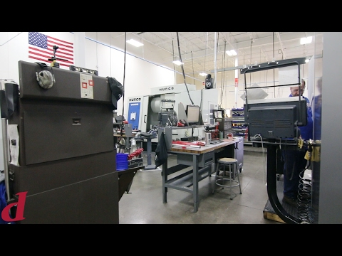 Machinist Jobs | A Day In The Life Of A Machinist