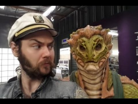 """Face Off After Show Season 7 Episode 9 """"Serpent Soldiers"""" 