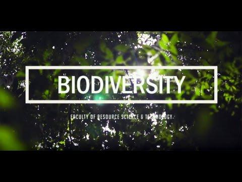 UNIMAS MOOC - Biodiversity Promo Video