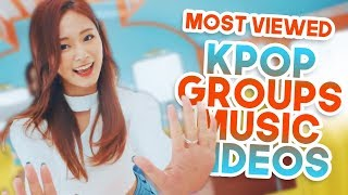 «TOP 40» MOST VIEWED KPOP GROUPS MUSIC VIDEOS OF 2017 (December Week 3)