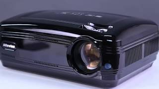 Buy Alfawise X 3200 Lumens HD 1080P Smart Projector Support 4K Review Price