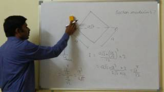 section modulus   2