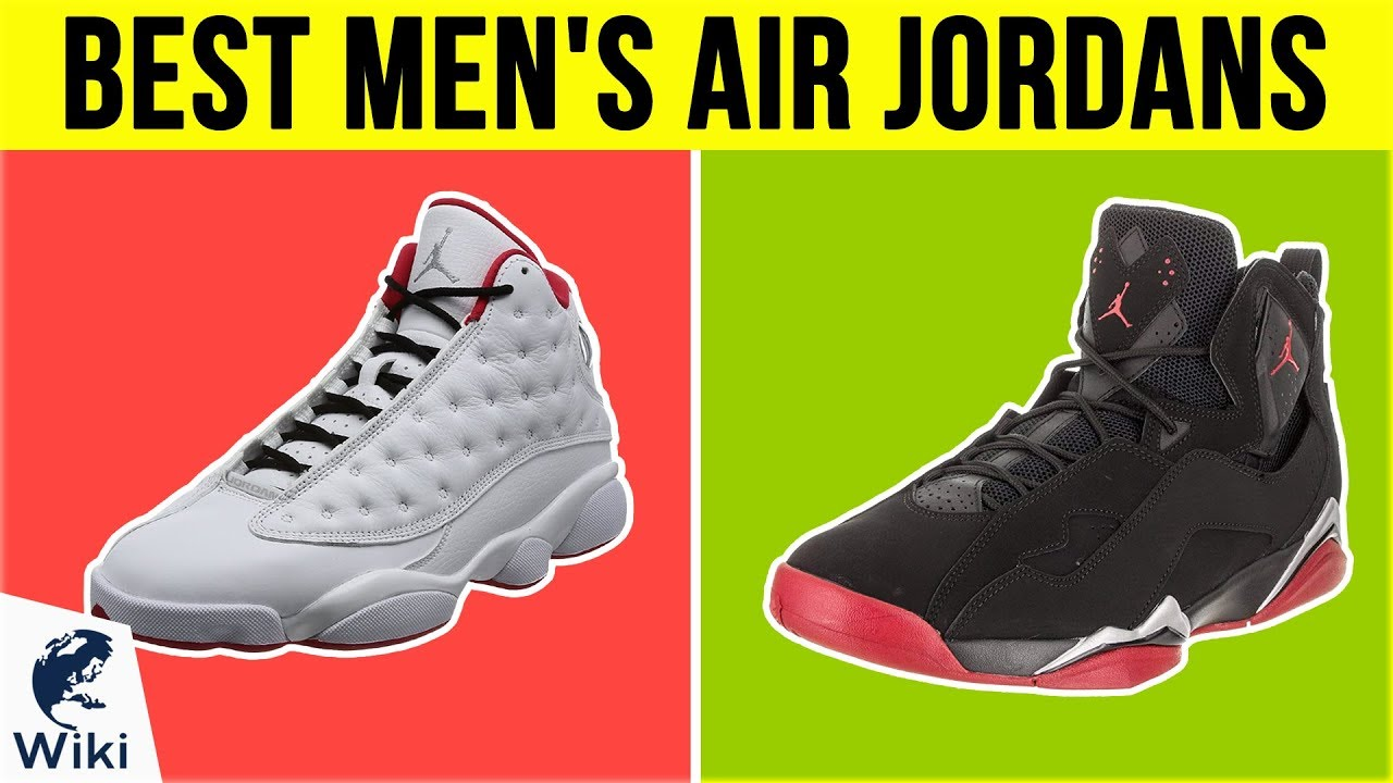 the best attitude 96f4a 9d39a 10 Best Men s Air Jordans 2018