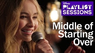 Baixar - Sabrina Carpenter Middle Of Starting Over Disney Playlist Sessions Grátis