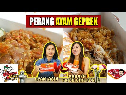 ayam-asix-vs-aaraffi-fried-chicken..-mana-yang-lebih-enak-???-perang-ayam-geprek-part-2-dimulai-!