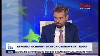 Rozmowy niedokończone: Reforma danych osobowych - RODO cz.I