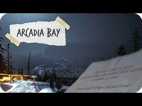 Arcadia Bay's Fate | Visiting Destroyed town | Life Is Strange 2 thumbnail