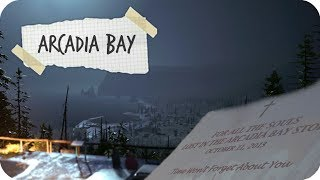 Arcadia Bay's Fate | Visiting Destroyed town | Life Is Strange 2 If...